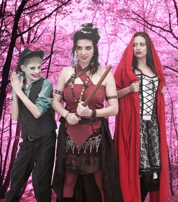 The Huntress - Die Dämonenjägerin