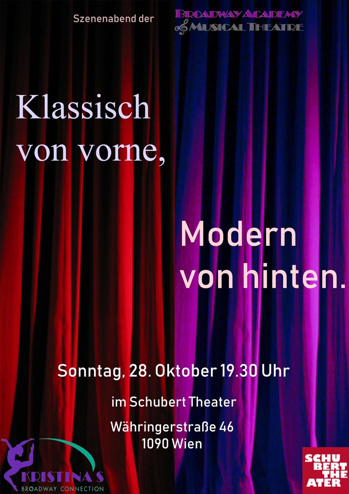 Szenenabend Schubert Theater